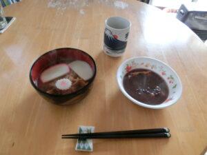 Japanese oshiruko