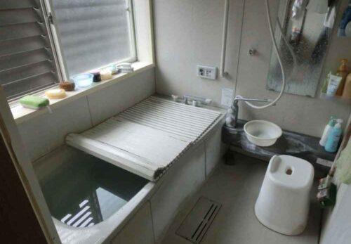 Japanese bath in my house