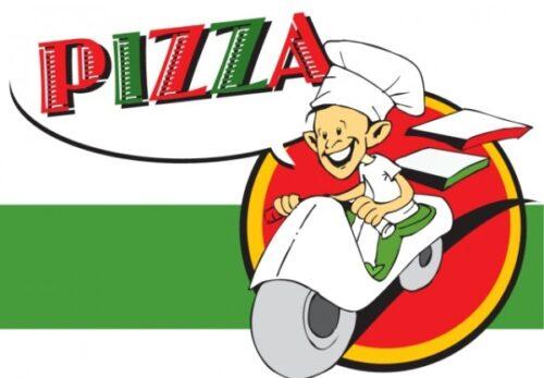 Japanese pizza